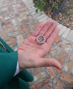 St. Peregrine relic