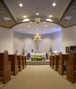 St. Joseph Church Port Aransas, TX