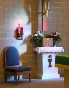 St. Joseph Church Port Aransas, TX