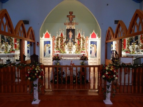 St  Joseph & St  Rita Monastery-Alamo TX | Shared thoughts