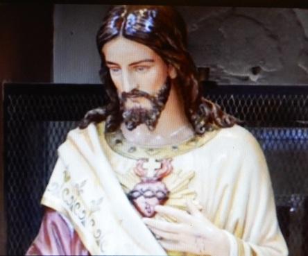 Sacred Heart of Jesus bust